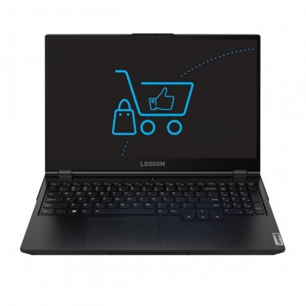 Lenovo Legion 5 15ARH05H Phantom Black (82B1008GRA)